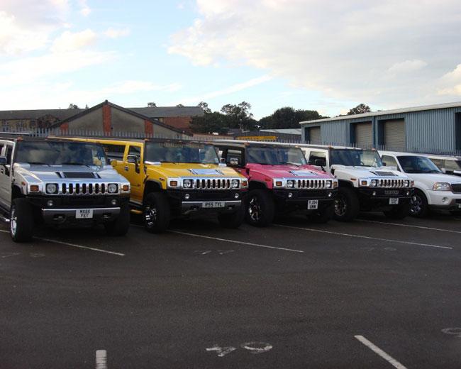 Jeep Limos (4X4 & SUV Limos)